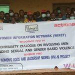 Enugu Group Harps on Inclusion of Men in Campaign Against Gender Based Violence