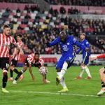 League Leaders Chelsea Survive Late Siege To Beat Brentford 1-0