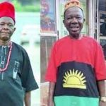 Soldiers Harass Nollywood Actor Chiwetalu Agu For Wearing Biafra Outfit