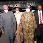 Tinubu Returns  To Nigeria  After Three Months  UK Medical Trip