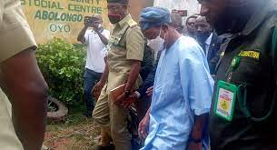 We 'll Not Rest On Our Oars Until All Escapees 'Re Recaptured- Rauf Aregbesola