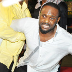 Nollywood superstar Jim Iyke Visits TB Joshua