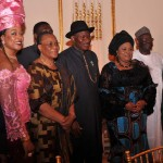 President Jonathan meets with Nigerian Professional in New York