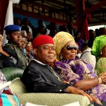 Grand Civic Reception in Honour of Gov. Orji by Abia State Work Force