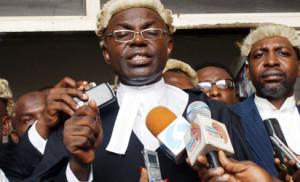 Lagos Lawyer, Babatunde Aturu