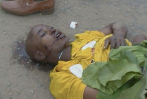 Man crushed to death in Lagos