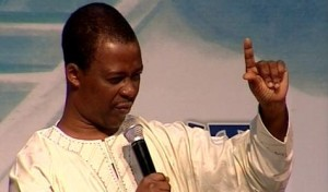 General Overseer of the Mountain of Fire and Miracles Church Dr.-Daniel-Olukoya