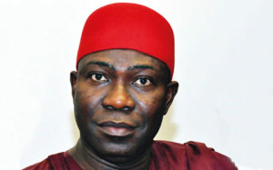 Nigeria's Deputy Senate President, Ike Ekweremadu