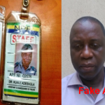 EFCC Arrests Fake Assistant Commissioner of Police