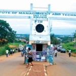 Mysterious Fire guts IMT, Enugu As Police Arrests 3 Persons