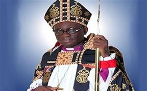 The Dean of the Anglican Church of Nigeria, Archbishop Ignatius Kattey