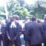 Aba Lawyers on Rampage, Prevent Judge from Sitting