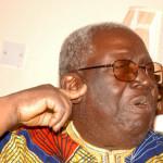 Jonathan Mourns Prof. Omo Omoruyi