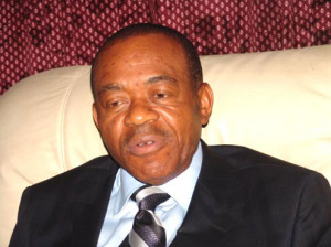 Governor Theodore Orji of Abia State