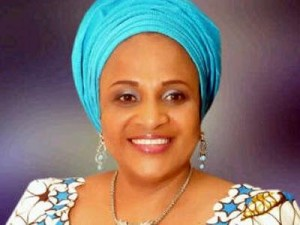 MRS. FLORENCE AJIMOBI, OYO STATE FIRST LADY