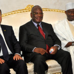 Inauguration of president Ibrahim Boubacar Keita of Mali