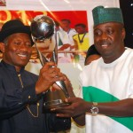 Jonathan Splashes N2 Million Each on World Champions, Golden Eaglets