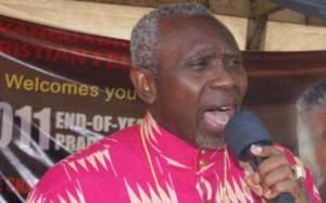 CAN President, Bishop Ayo Oritsejafor