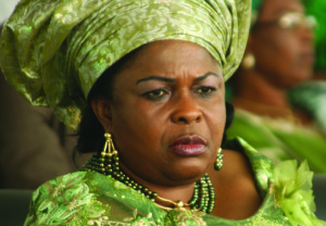 Nigeria's First Lady Patience Jonathan