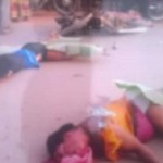 Tragedy: Truck Crushes Mother And Daughter to Death