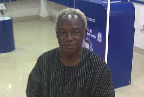 Prof. R. A. Ipinyomi