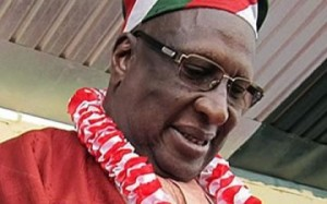 PDP national Chairman, Bamanga Tukur