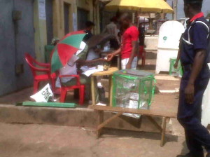 Anambra Supplementary Election