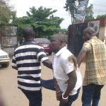 Police Arrest, Beat up Suspect Within Court Premises in Lagos
