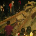 3 Die As 2 Buildings Collapsed In Lagos