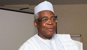 Former  Minister of Defence, Lt.-Gen Theophilus Danjuma