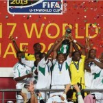 Jonathan To Host world-conquering Golden Eaglets on Sunday