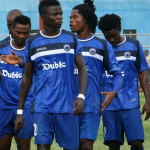Gov. Orji hails Enyimba for lifting the 2013 Federation Cup
