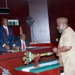 Okorocha Budgets N137 Billion for Imo In 2014
