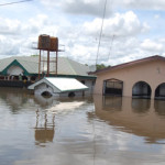 Heavy Downpour Wreaks Havoc In Ebonyi, Submerges Buildings, Churches