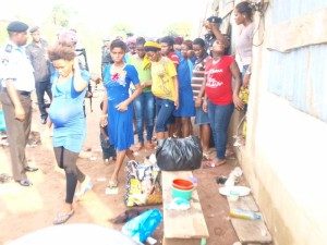 Teen Girls Rescued from Imo Baby Factory
