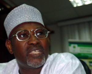 INEC Chairman Pro. Attahiru Jega