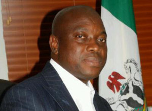 Special Adviser to the President on Niger-Delta Kingsley Kuku