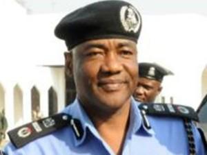 Nigeria's police boss, MD Abubakar