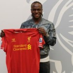 Victor Moses signs for Liverpool