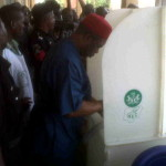 APGA in early lead in Anambra Polls as INEC commences Accreditation for rescheduled 65 Units