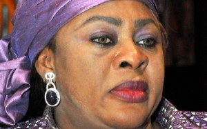 Minister of Aviation, Ms Stella Oduah.