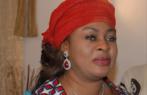 Minister of Aviation Stella Oduah
