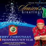 Orji Preaches Love, Peace At Christmas