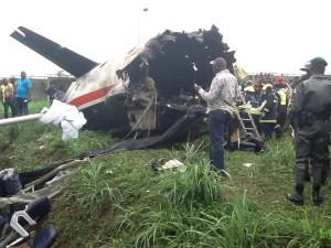 Agagu plane crash