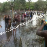 Exclusive: Mystery Healing River Springs Up In Enugu Village, Turns Area Into Place of Pilgrimage