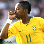 Brazil: Scolari calls up Willian, Robinho