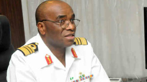 Chief of Defence Staff (CDS), Admiral Ola  Sa'aad Ibrahim