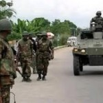 Insurgency: Troops Foil Suicide Bomb Attempt In Borno