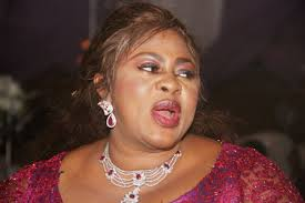 Nigeria's controversial minister of Aviation Stella Oduah