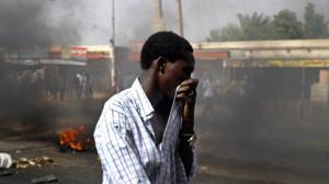 Sudan Fuel Protest